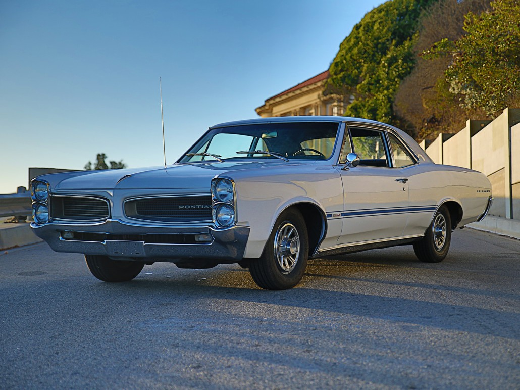 66 pontiac lemans for sale