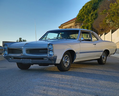 66 Pontiac LeMans Sprint AFTER