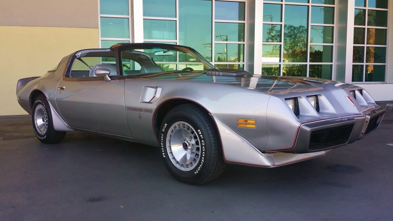 Dietzmotorcraft 1979 Pontiac Trans Am 10th Anniversary 4 Speed